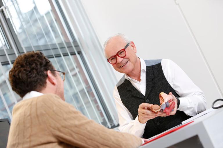 Herz-Kreislauf-Erkrankungen - Köln-Bayenthal - Diekmann - Leistungen - Vorsorge